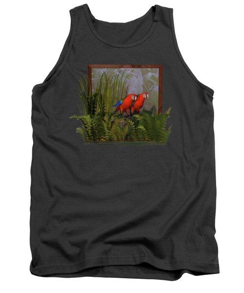 Macaws Tank Top