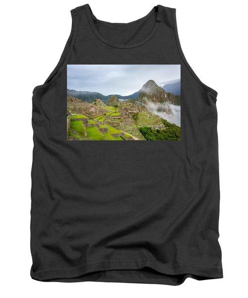 Machu Picchu. Tank Top