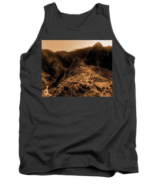 Machu Pichu Tank Top