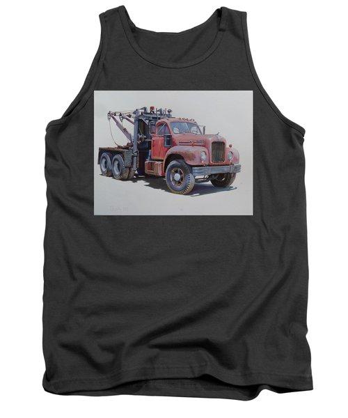 Mack Wrecker. Tank Top by Mike  Jeffries