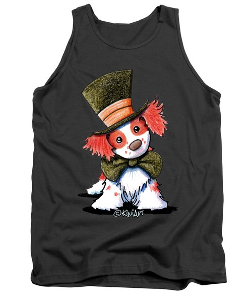 Mad Hunter Tank Top