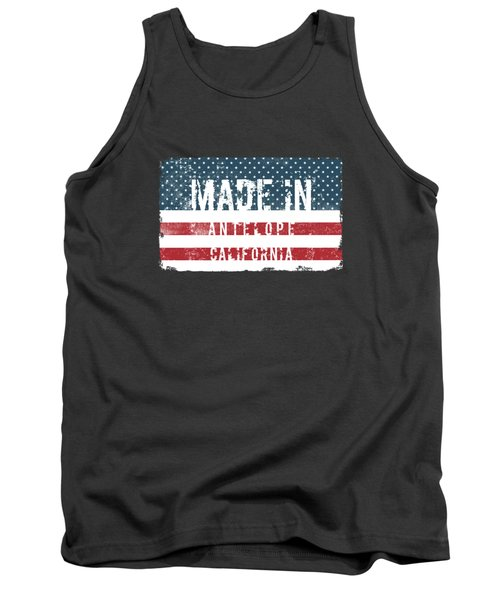 Made In Antelope, California Tank Top