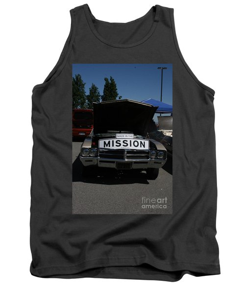Made In The Mission Tank Top
