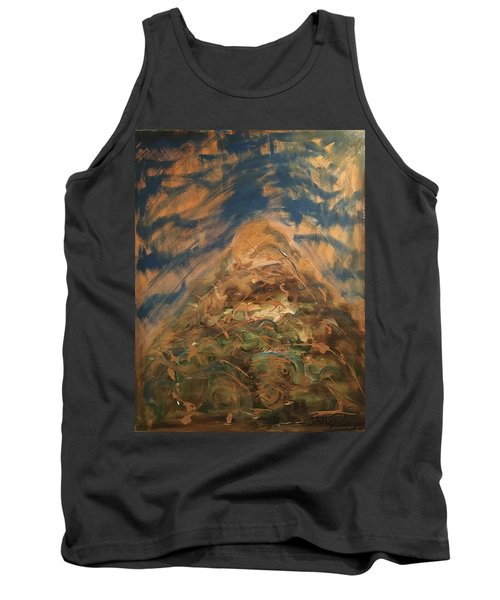 Made It To The Top Tank Top