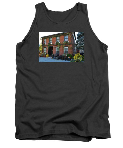 Madison Winery In Fall Tank Top