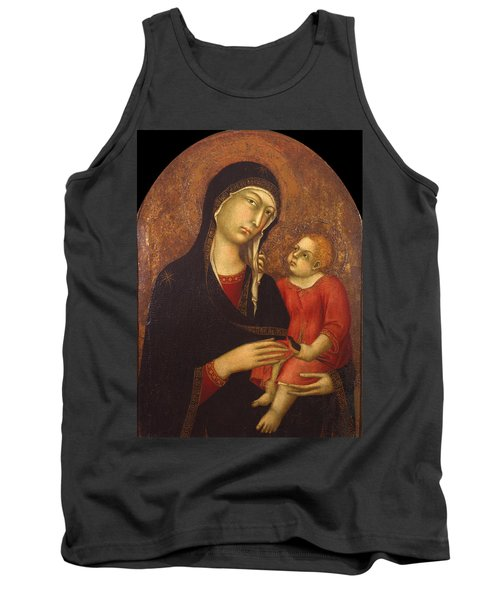 Madonna With Child Tank Top