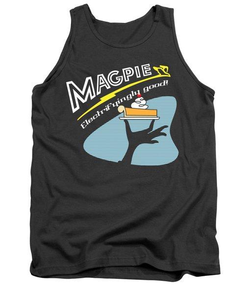 Mag Pies Tank Top by Luis Pangilinan