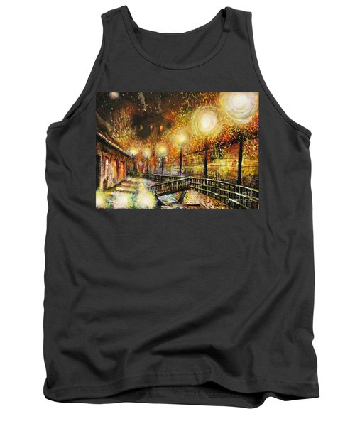 Magic Night Tank Top