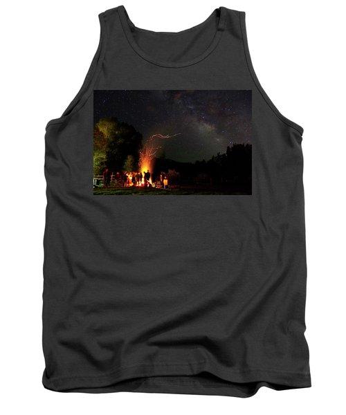 Magical Bonfire Tank Top