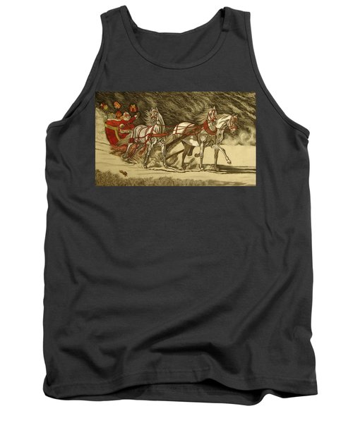 Magical Christmas Tank Top