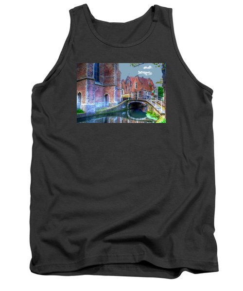 Magical Delft Tank Top