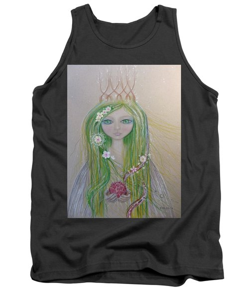 Magical Light  Tank Top