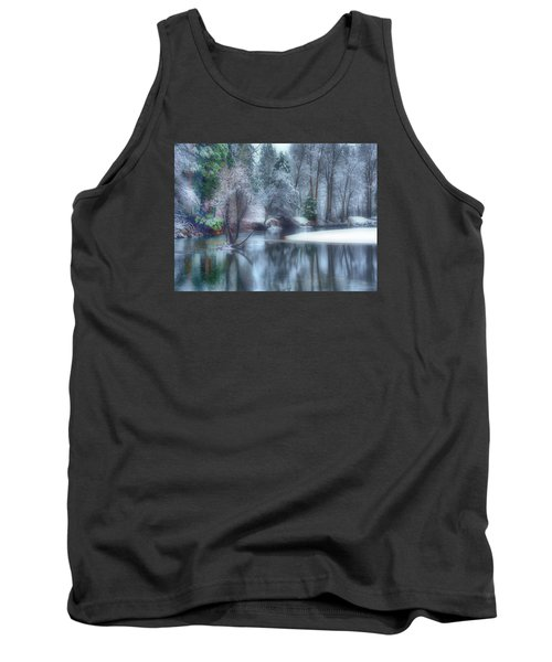 Magical Touch To Yosemite Tank Top by Josephine Buschman