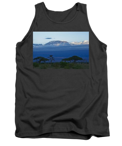 Magnificent Kilimanjaro Tank Top