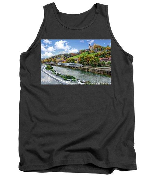Main River Panorama Tank Top