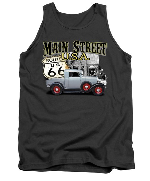 Main Street Rod Tank Top
