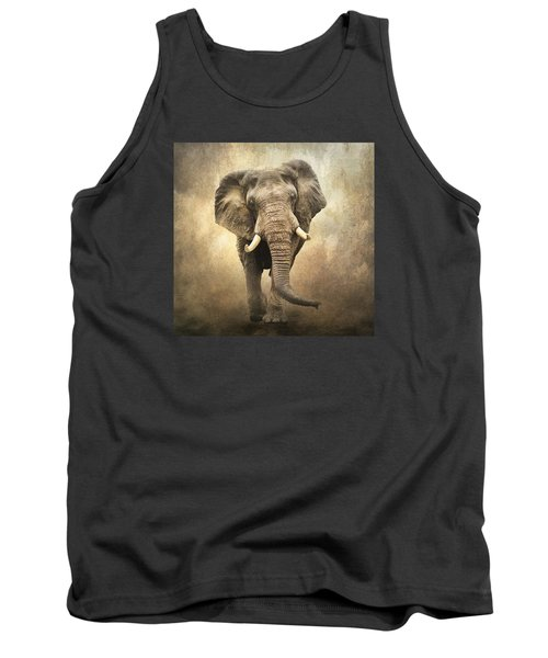 Tank Top featuring the photograph Majestic Beauty by Brian Tarr