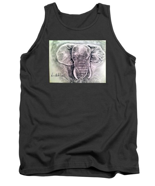 Majestic Elephant Tank Top