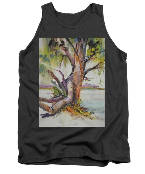 Majestic Live Oak  Tank Top