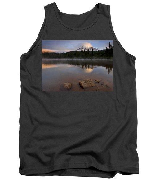 Majestic  Rainier Dawn Tank Top