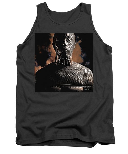 Male Masked Tank Top