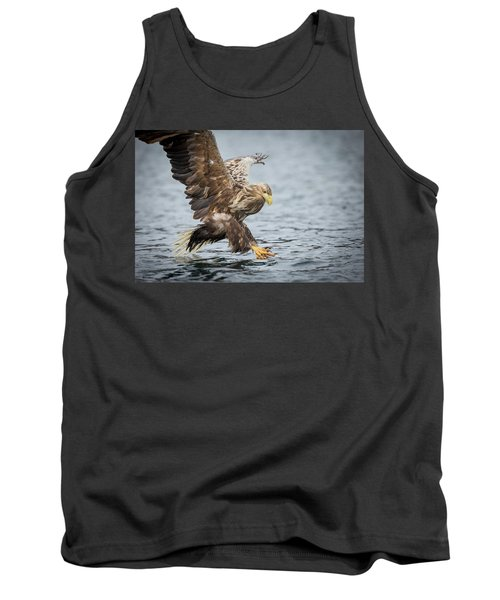 Male White-tailed Eagle Tank Top