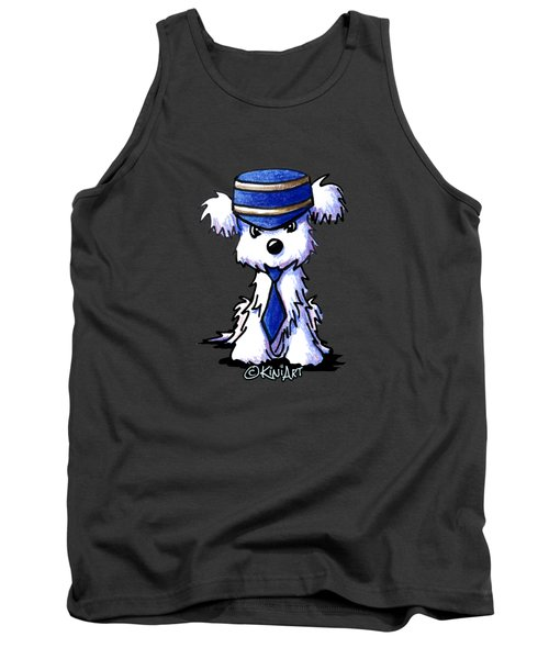 Maltese Conductor Tank Top
