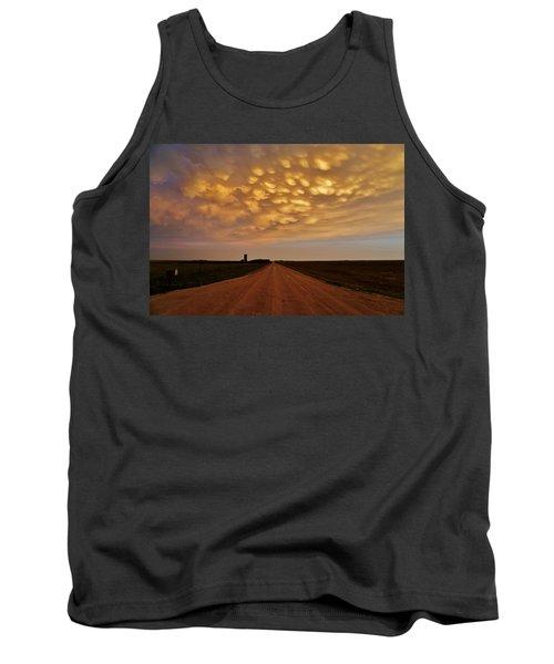 Mammatus Road Tank Top by Ed Sweeney