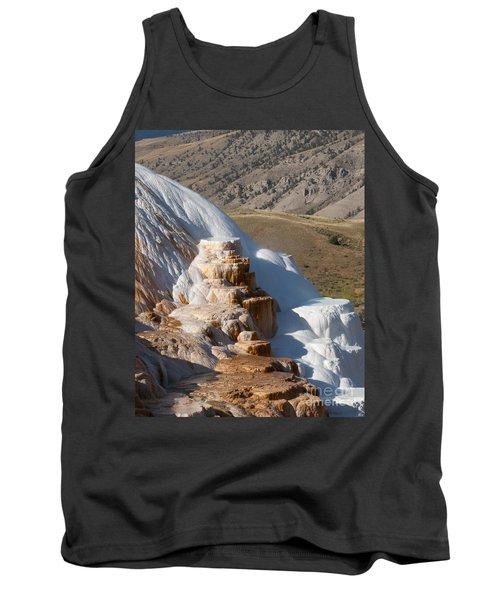 Mammoth Hot Springs  Tank Top