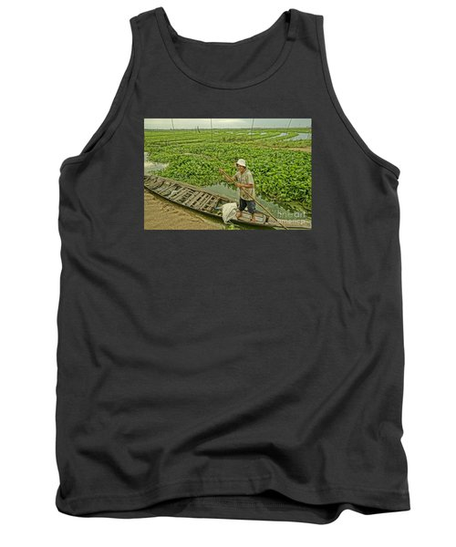 Man Of Daily Life Tank Top