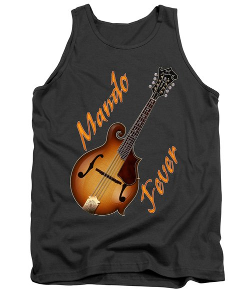 Mando Fever T Shirt Tank Top