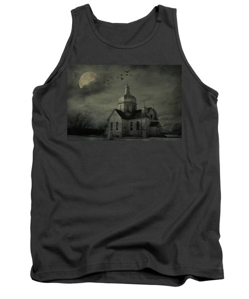 Mannerisms Of Midnight  Tank Top