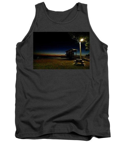 Manns Beach Nocturnal 2 Tank Top