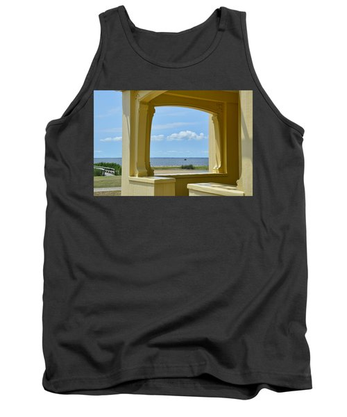 Mansion View Tank Top by JAMART Photography
