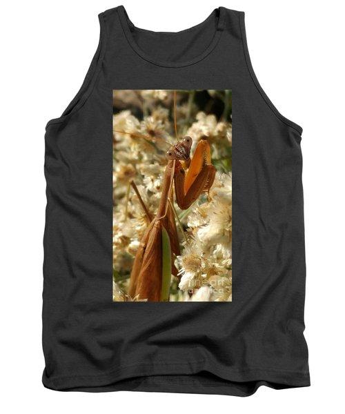 Mantis Pose Tank Top