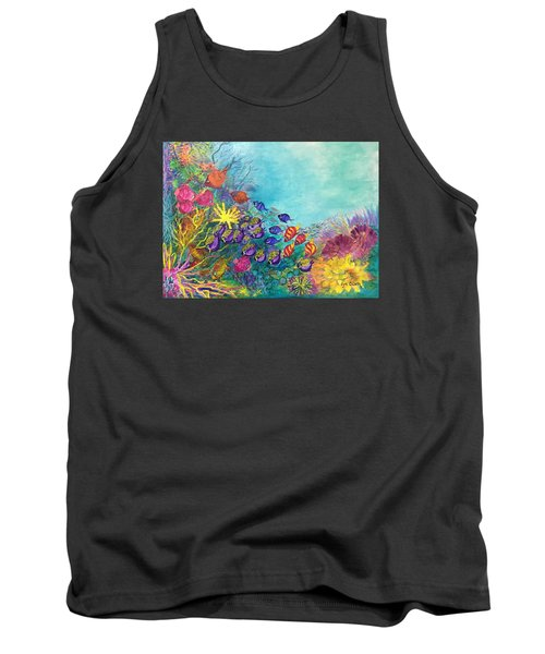 Many Colours Tank Top