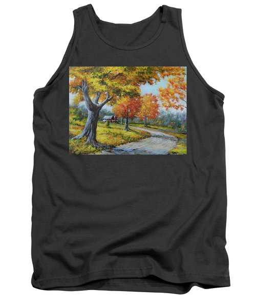 Maple Road Tank Top