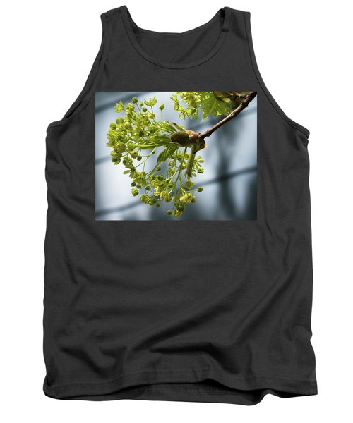 Maple Tree Flowers - Tank Top