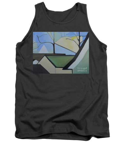 Maplewood Tank Top by Ron Erickson