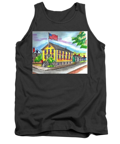 Marblehead Icon Tank Top by Paul Meinerth