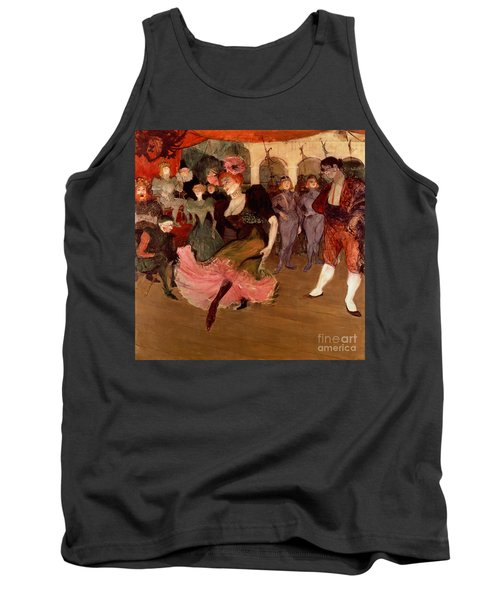 Marcelle Lender Dancing The Bolero In Chilperic Tank Top