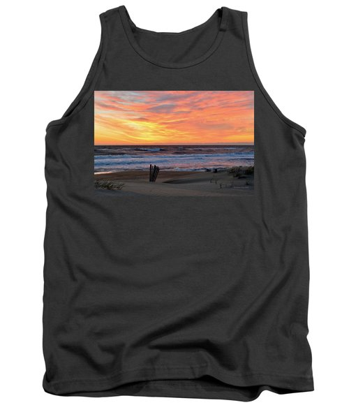 March 23 Sunrise  Tank Top