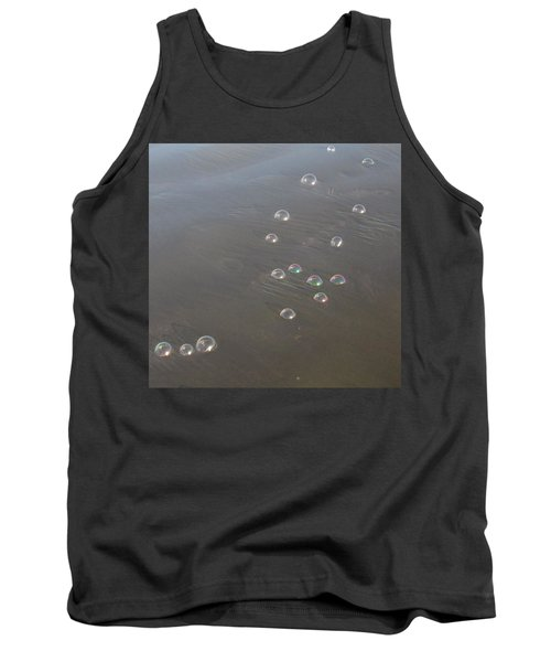 March Of The Bubbles Tank Top