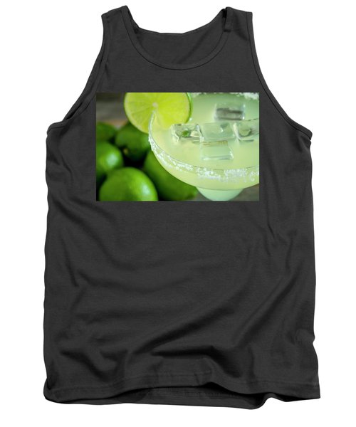 Tank Top featuring the photograph Margaritas Anyone by Teri Virbickis