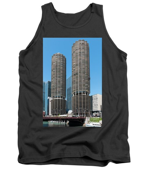Marina City Tank Top
