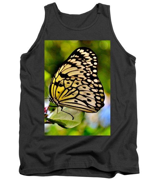Mariposa Butterfly Tank Top