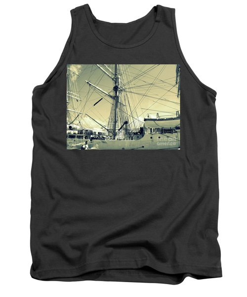 Maritime Spiderweb Tank Top