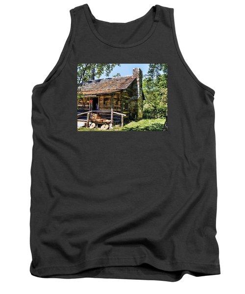 Mark Twains Family Cabin Tank Top