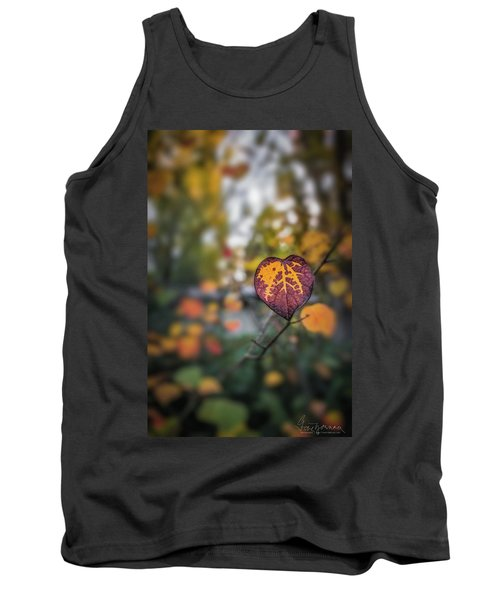 Marked Tank Top