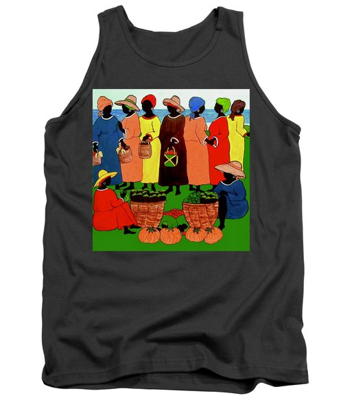 Market Day Tank Top